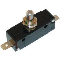 All Points 42-1591 Momentary On/Off Push Button Switch - 25A, 125/250V