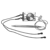 All Points 46-1173 Type TB125 Thermostat with Dial - 100 to 205 Degrees Fahrenheit