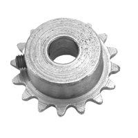 All Points 26-2134 Motor Sprocket - 18 Teeth, 5/16 inch Hole, 1 9/16 inch Diameter
