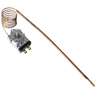 Wells 38968 Equivalent Thermostat; Type K; Temperature 100 - 450 Degrees Fahrenheit; 42 inch Capillary
