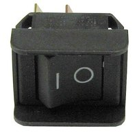 All Points 42-1501 On/Off Rocker Switch - 20A, 125/250V