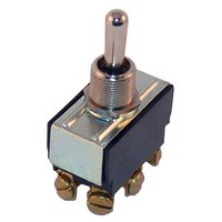 All Points 42-1649 Momentary On/Off/Momentary On Toggle Switch - 15A/125V, 10A/250V