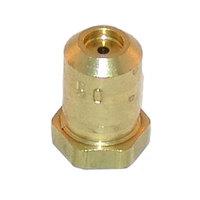 Imperial 2065 Equivalent Brass Hood Orifice; #50; Liquid Propane; 3/8 inch-27 Thread; 1/2 inch