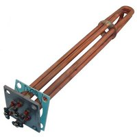 All Points 34-1006 Steamer Element; 208/220V; 12000W; 2 1/4 inch Bolt Hole Centers