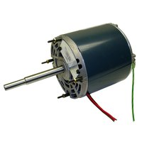 All Points 68-1137 Fan Motor; 208/240V; 3000/2250 RPM