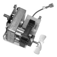 All Points 68-1048 3 RPM Drive Motor with Fan - 115/120V