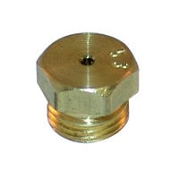 All Points 26-1632 Brass Burner Orifice; #53; Liquid Propane; 11/32 inch-32 Thread