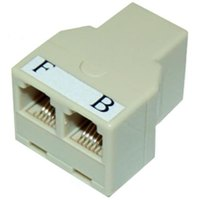 All Points 28-1636 RJ11 Connector
