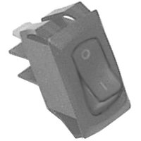 Wells 66947 Equivalent On/Off Rocker Switch - 20A/125V, 15A/250V