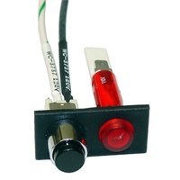 All Points 42-1485 Coffee Brew Switch with Indicator Light