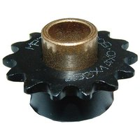 All Points 26-2953 Idler Sprocket and Bearing Assembly - 14 Teeth, 3/8 inch Hole, 1 1/4 inch Diameter
