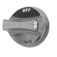 All Points 22-1201 2 inch Knob (Off, On, Sim)