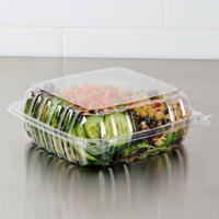 Clear Hinged Take Out Containers Webstaurantstore