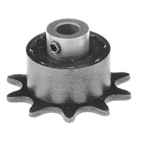 All Points 26-2218 Drive Sprocket with Clutch - 10 Teeth