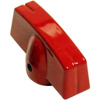 All Points 22-1059 Aluminum Red Grill / Oven / Broiler Knob