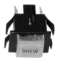 All Points 42-1079 On/Off Push Button Brew Switch