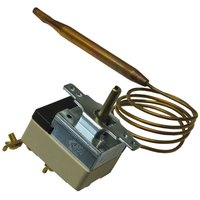 All Points 46-1200 Thermostat; Type K; Temperature 60 - 250 Degrees Fahrenheit; 24 inch Capillary