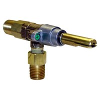All Points 52-1121 Natural Gas Burner Valve - 1/4 inch Gas In / Out