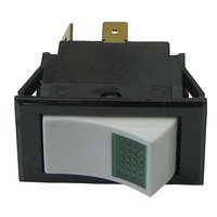All Points 42-1527 On/Off Rocker Switch - 3A/250V, 6A/125V