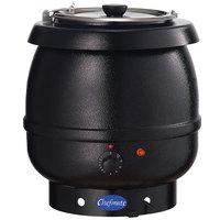 Globe CPSKB1 Chefmate 10 Qt. Countertop Soup Warmer - 400W