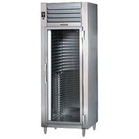 Traulsen RHT132WUT-FHG Stainless Steel 24.2 Cu. Ft. One Section Glass Door Reach In Refrigerator - Specification Line
