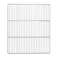 All Points 26-3231 Epoxy Coated White Wire Shelf - 21 5/8 inch x 25 1/8 inch