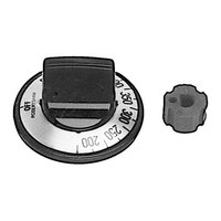 All Points 22-1128 2 inch Thermostat Dial Kit (Off, 200-550)