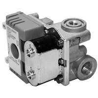 All Points 54-1150 Dual Gas Solenoid Valve; 3/8 inch FPT; 24V