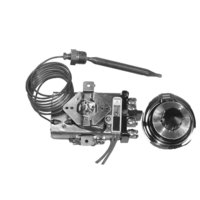 Hubbell P59060 Equivalent Thermostat; Type D1/D18; Temperature: 100 - 250 Degrees Fahrenheit; 48 inch Capillary