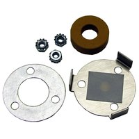 All Points 26-2968 Teflon® Bearing And Retainer Kit; 1 1/8 inch