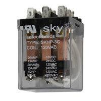 Berkel 402675-00753 Equivalent Motor Relay for Meat Slicers - 16A, 120V