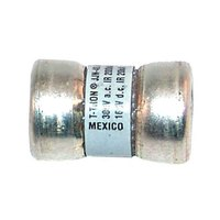 All Points 38-1054 9/16 inch x 7/8 inch 40 Amp Very Fast Acting T-Tron Space Saver Fuse - 300V