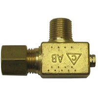 All Points 52-1070 Pilot Adjustment Valve; 1/8 inch MPT x 1/4 inch CCT