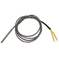 All Points 44-1233 Thermistor Probe; 48 inch; Yellow Leads
