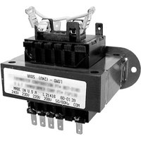 All Points 44-1400 50VA Transformer - 208/240V Primary, 24V Secondary