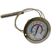 All Points 62-1137 Temperature Gauge: -40 to 60 Degrees Fahrenheit; Flange Mount