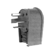 All Points 38-1275 Angle Plug; NEMA 15-50P (3 Phase)