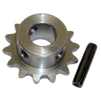 All Points 26-2507 Sprocket with Pin - 14 Teeth, 5/8 inch Hole, 1 7/8 inch Diameter