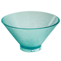 GET HI-2018-JA Cache 4 Qt. Jade Polycarbonate Serving Bowl - 3/Case