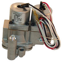 All Points 54-1075 Dual Natural Gas Solenoid Valve; 1/2 inch FPT; 25V