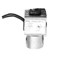 All Points 58-1082 Water Solenoid Valve; 1/8 inch FPT; 220/240V
