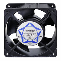 Alto-Shaam FA-3568 Equivalent Axial Cooling Fan 4 11/16 inch x 11/2 inch; 230V; 3100 RPM