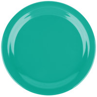 Carlisle 4350109 Dallas Ware 9 inch Meadow Green Melamine Plate - 48/Case