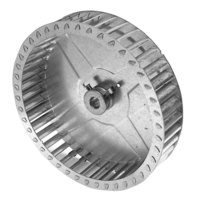 Hobart 342143-1 Equivalent Blower Wheel - 9 7/8 inch x 2 3/16 inch, Clockwise
