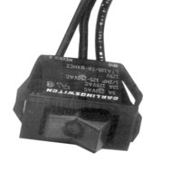 All Points 42-1299 On/Off Lighted Rocker Switch - 10A/125V, 5A/250V