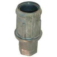 Kason 61650000257 1 1/4 inch Adjustable Bullet Foot for 1 5/8 inch O.D. Tubing