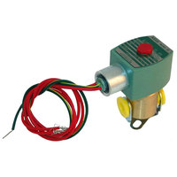 All Points 58-1092 Water / Gas / Oil Solenoid Valve; 1/4 inch FPT; 110/120V
