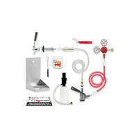 Micro Matic RCK-LC-SG Premium Kegerator Door Mount Conversion Kit