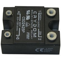 Henny Penny 40645 Equivalent 25A Solid State Relay - 240V