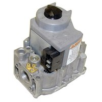 Bakers Pride R3102X Equivalent Type VR8205A Gas Safety Valve; Natural Gas; 1/2 inch Gas In / Out;